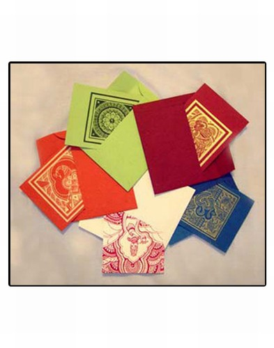 Om Symbol Greeting Cards